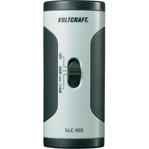 Kalibrátor hladiny zvuku Voltcraft SLC-100