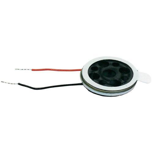 Miniaturní reproduktor Visaton K 16 (2816), 1,6 cm, 0,5 W, 1,005 kHz, 71 dB, 50 Ω
