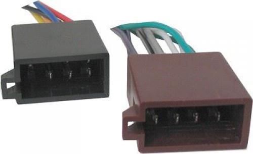 Konektor ISO-sada k autorádiu (napájecí+repro) / ISO550128