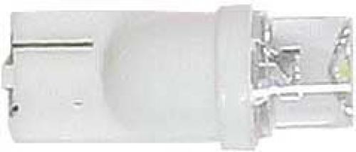 Žárovka LED T10 12V/0,3W bílá