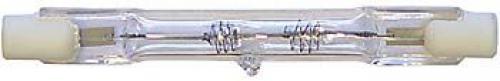 Lineární halogen 230V/150W l=78mm,patice R7S, určeno pro průmysl