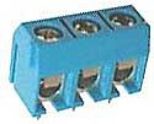 Svorkovnice do DPS 3pin šroubovací RM3,5mm v=8,5mm