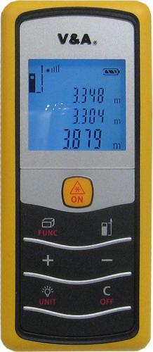 Laserový dálkoměr 0-40m VAH40
