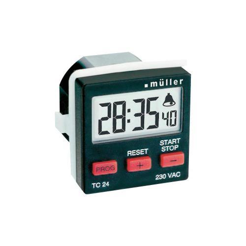 Digitální časovač Müller SC 24.10 pro, 230 V/AC