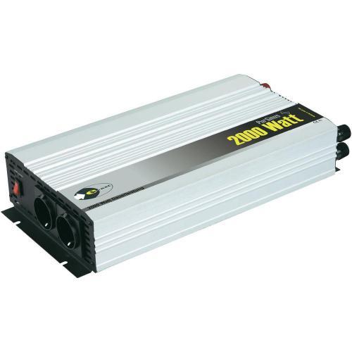 Trapézový měnič napětí DC/AC e -ast HPL 2000-12, 12V/230V, 2000 W