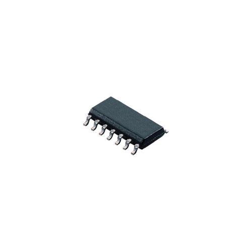 4x operační zesilovač JFET Texas Instruments TL084, SO14