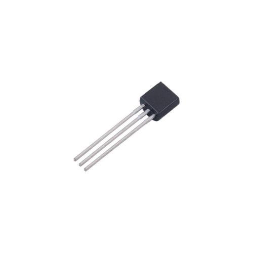 Bipolární tranzistor BC 557 B, PNP, TO-92, -100 mA, -45 V