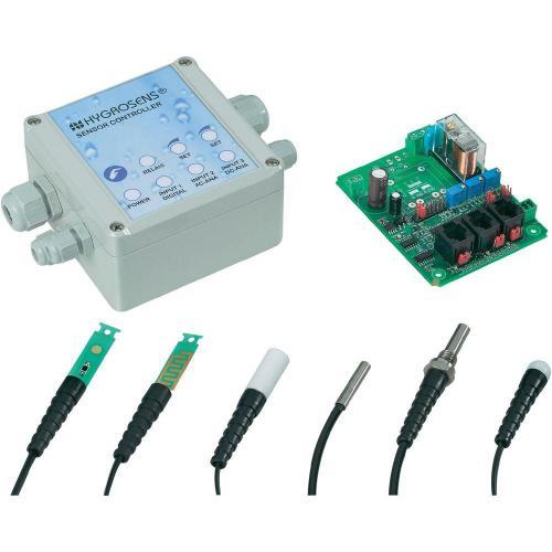 Soumrakový senzor B & B Thermotechnik, CON-SENSW-LIF, 0 - 20000 lx
