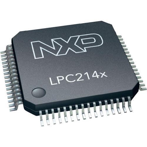 ARM7 Mikrokontrolér NXP Semiconductors, LPC2194HBD64,151, LQFP-64