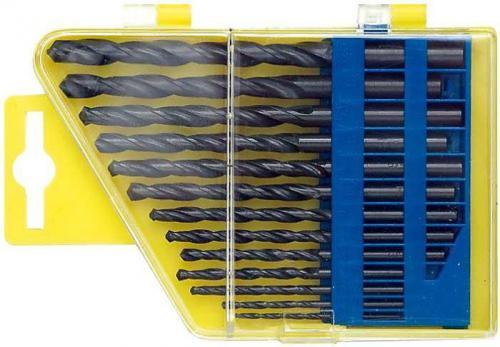 Sada vrtáků HSS 13ks průměr 1-6,5mm