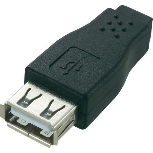 USB 2.0 adaptér Renkforce RF-2959290, černá