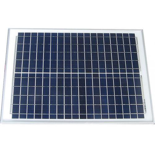 Fotovoltaický solární panel 12V/20W polykrystalický 500x350x25mm