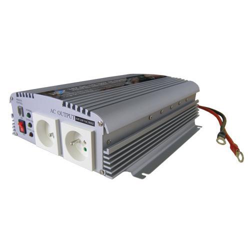 Měnič napětí 24V/230V 1000W CZ