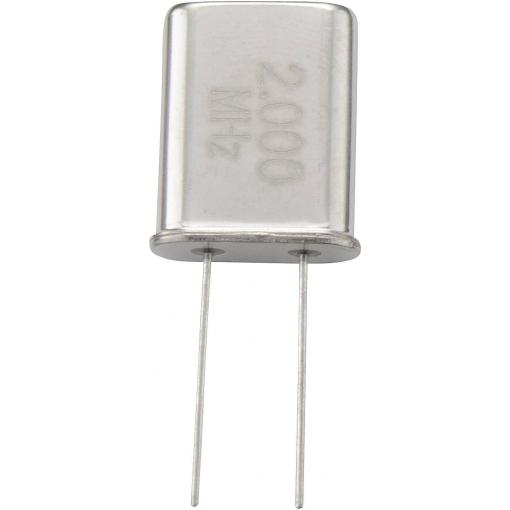 Krystal, 36 MHz, HC-18U/49U