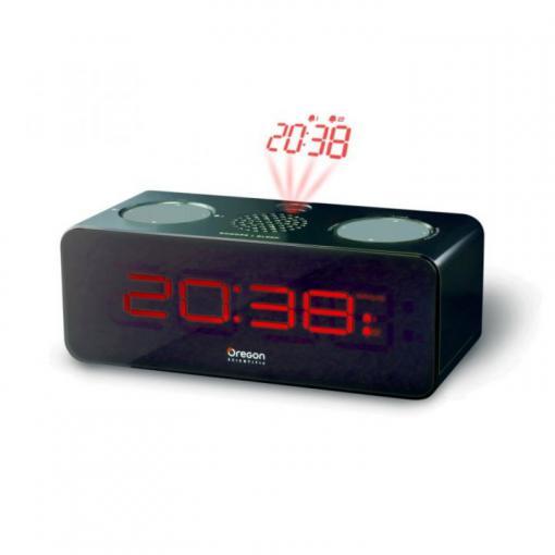 Digitální budík s FM radiopřijímačem RRA320PBK
