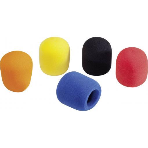 Ochrana mikrofonu před větrem,40 - 50 mm, sada 5 ks