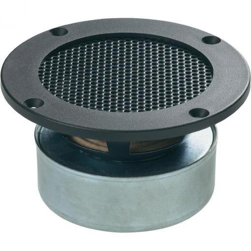 Vestavný reproduktor Speaka DL -1117, 8 Ω, 86 dB, 15/25 W,černá