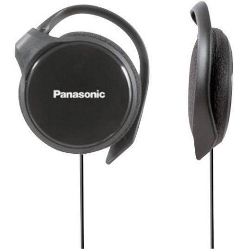 Sportovní sluchátka On Ear Panasonic RP-HS46 HS46E, černá