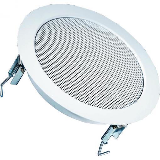 Vestavný reproduktor Visaton DL 18/2 T, 8 Ω, 94 dB, 70 W , bílá