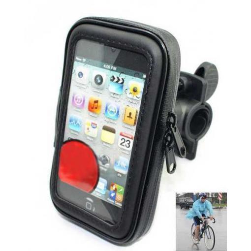 Vodotěsný obal držák pro mobil na kolo