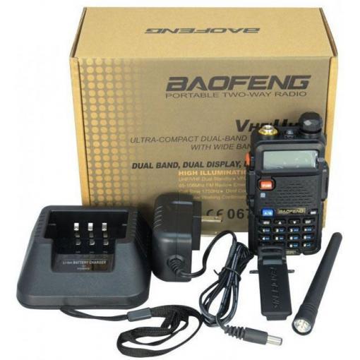 Radiostanice Baofeng UV-5R
