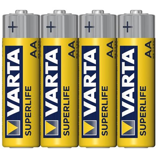 Baterie Varta S 2006, AA/R06 vol.