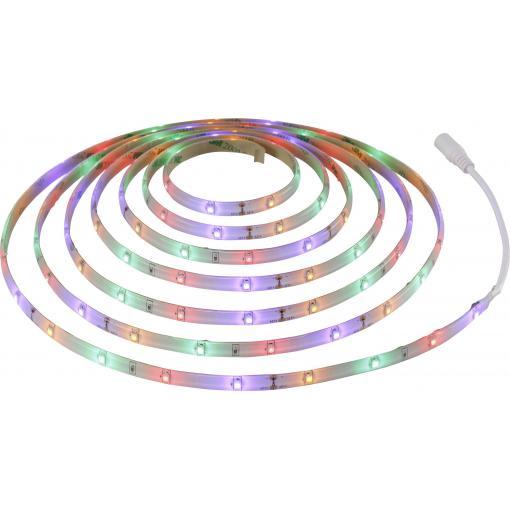 Kompletní sada LED pásků Polarlite 12 V, 3.6 W, RGB, 300 cm