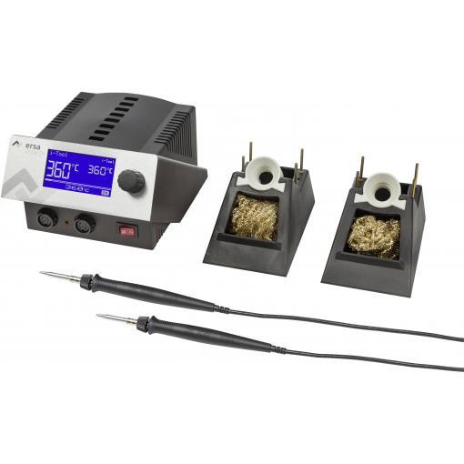 Pájecí stanice Ersa i-CON 2 - 2 x i-Tool 0IC2200VIT, digitální, 120 W, +150 do +450 °C
