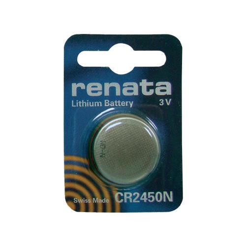 Knoflíková baterie Renata CR 2450N, lithium, 700377