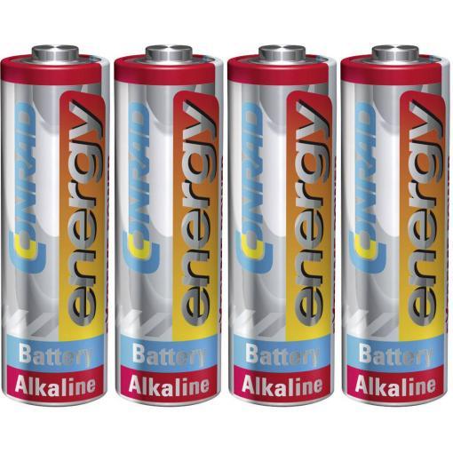 Baterie Conrad energy Extreme Power, typ AA, 4 ks