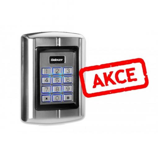 RFID čtečka/klávesnice autonomní Sebury BC2019 EM 125kHz NOVINKA PROMO