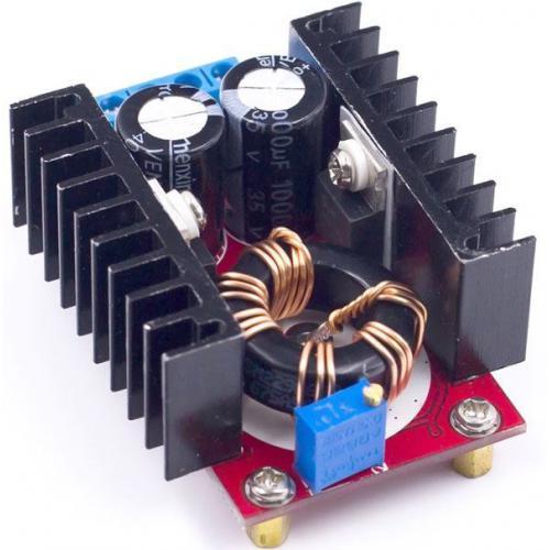 Napájecí modul, step-up měnič 150W pro notebooky