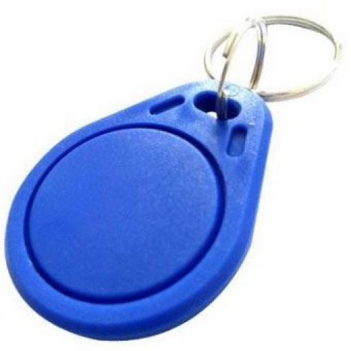RFID přístupový čip 125kHz modrý