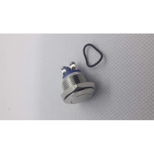 Tlačítko 16mm odolné vandalům, precizní provedení, doprodej