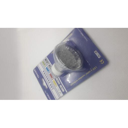 Žárovka GU10 LED bílá 230V DOPRODEJ