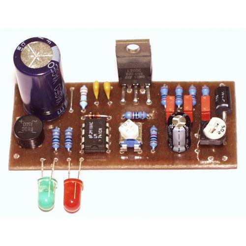 Nabíječka pro olověné gelové akumulátory