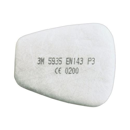 Částicový filtr 5935 3M P3, 10 párů