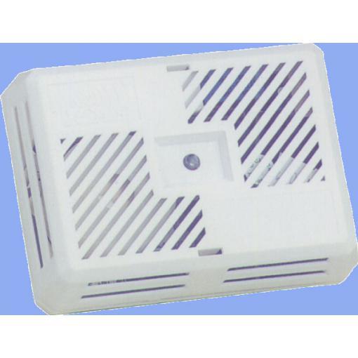 Ionizační požární hlásič s vestavěnou sirénou