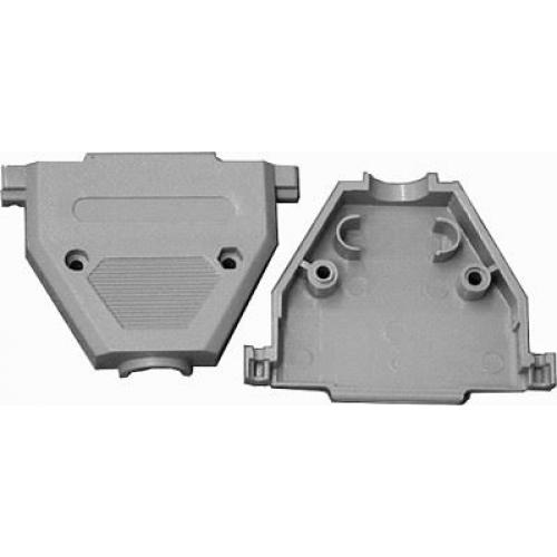 D-SUB (CANON) kryt 25pin šedý