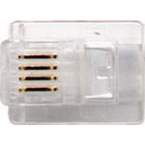 Telefonní konektor 6-4pin RJ11 (6P4C)