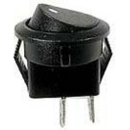 Vypínač kolébkový SMRS-101-2, OFF-ON 1pol.250V/1A