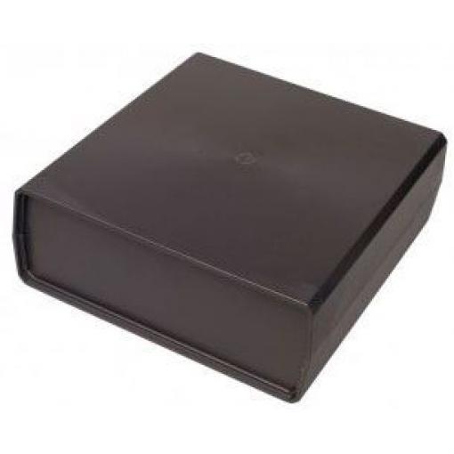 Krabička plastová Z1 /KP12/ 197x188x70mm s bočními panely