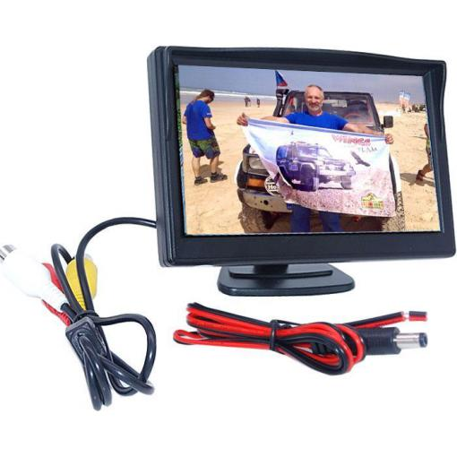 """LCD color monitor TFT 5"""""""