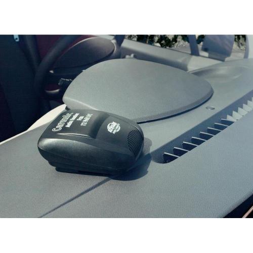 Keramický topný ventilátor do auta, Cartrend, 12 V, 120 W