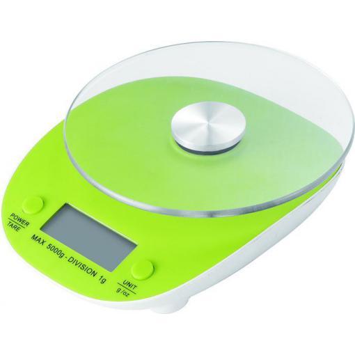 Kuchyňská váha 1g-5kg digitální