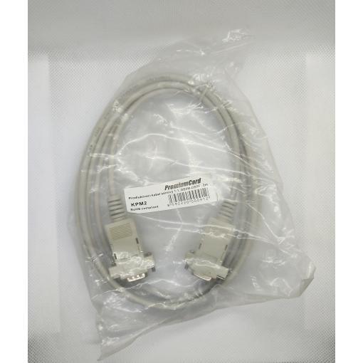 Prodlužovací kabel sériový DB9M-DB9F 2m Canon 9