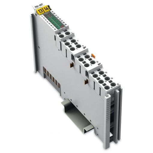 Přípojka sběrnice pro PLC WAGO 750-657 750-657, 5 V/DC, 24 V/DC