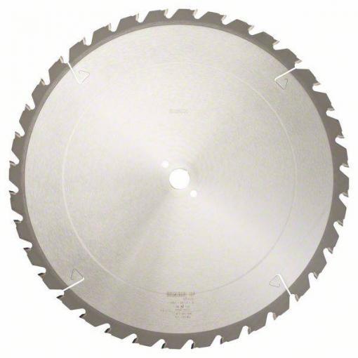 Pilový kotouč Construct Wood - 500 x 30 x 3,8 mm, 36 Bosch Accessories 2608640695 Průměr: 500 mm Počet zubů (na palec): 36 Tloušťka:3.8 mm