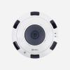 12MPx SUNELL POE IP IK10 kamera, rybí oko, IP67, SD, H265, ALARM I/O, AUDIO I/O, IVA (IPV5780HDR)