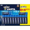 Baterie Varta 4906, AA/R06 alk. B12